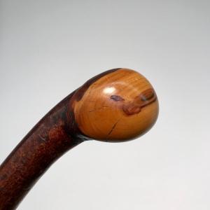 blackthorn stick knob